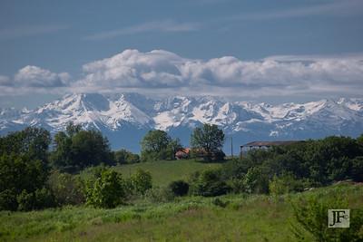 Pyrenees, Gers