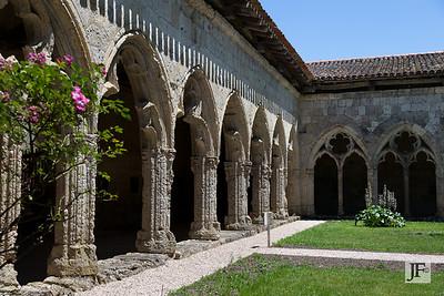 Collégiale St. Pierre, La Romieu
