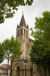 Nogaro Church
