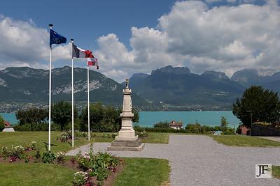 War memorial, Sévrier