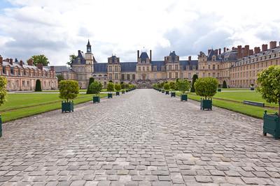 Châteaux de Fontainebleau