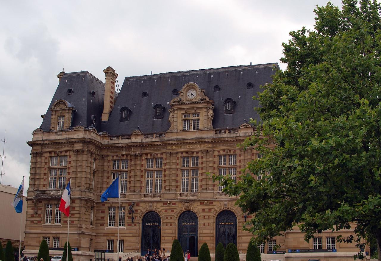 Île-de-France, France, Europe