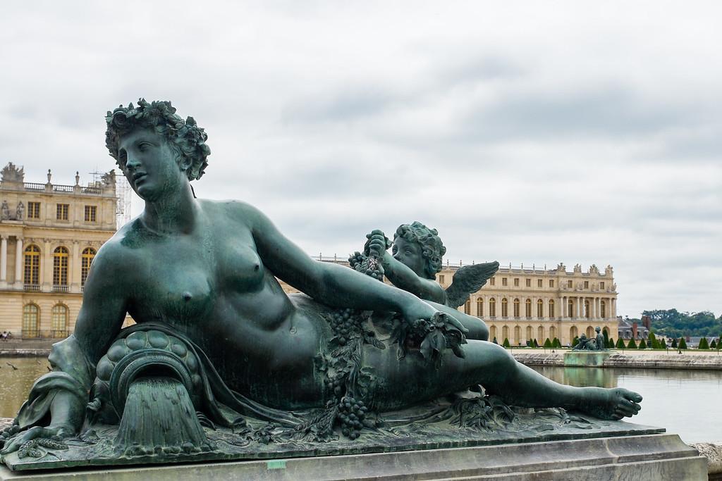 Versailles, Île-de-France, France, Europe