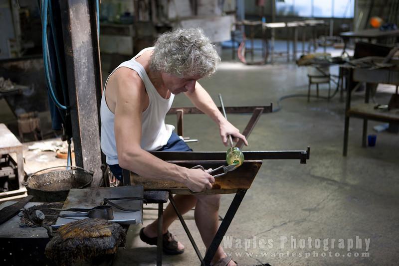 Master Glassmaker
