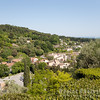 View from Biot-Sophia Antipolis, Alpes-Maritimes
