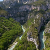 View of the Verdon River