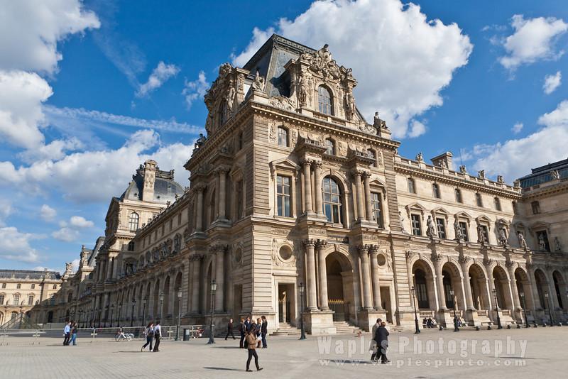 Denon Wing, Musée du Louvre