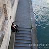 Picnicing by Le Seine