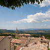 Bonnieux, Countryside in Provence