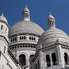 Domes of Sacré-Cœur