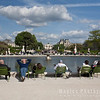 Enjoying the sun, Jardin des Tuileries