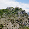 Chateau Gourdon near Gorges du Loup
