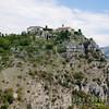 Chateau Gourdon near Gorges du Loup