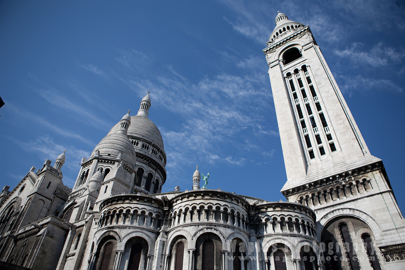 Bell Tower, Sacré-Cœur