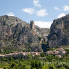 Village of Moustiers-Sainte-Marie
