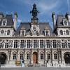 """Hôtel de Ville, Paris """"City Hall"""""""