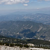 View North from Mont Ventoux