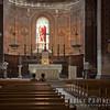 Inside the local church, Saint-Rémy-de-Provence