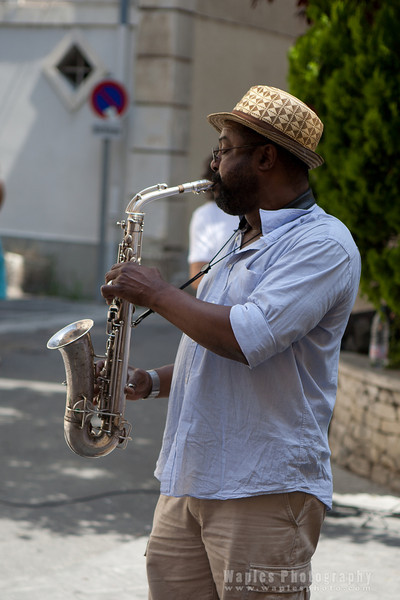 Jazz musician from New Orleans