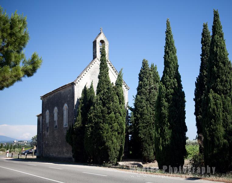 Chapel, Ste.-Cecile