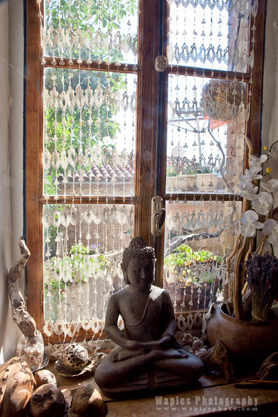 Window at Deodat's house