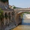 Roman bridge over the river Ouvèze