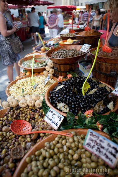Anne & olives