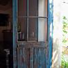 Deodat's front door