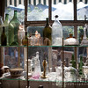 Antiques in a Window