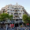 Antoni Gaudi's La Predrera