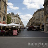 Boulevard in Bordeaux
