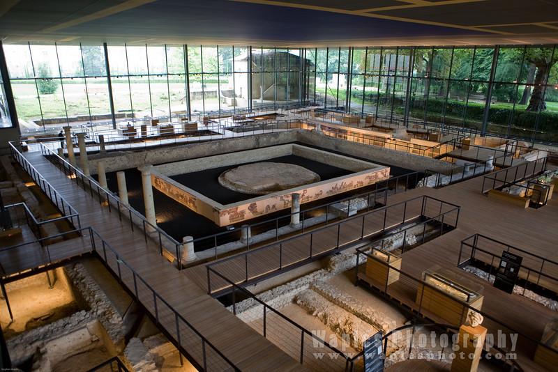 Vesunna, Gallo-Roman Museum in Perigueux