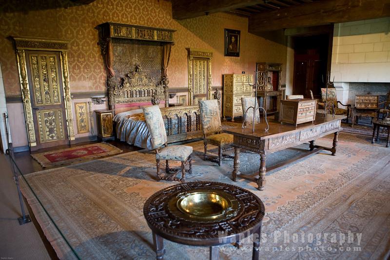Chateau Bedchamber