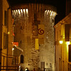 Tour Mataguerre at Night