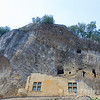 Les Eyzies Caves where Cro-Magnon remains where found