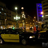 Plaa Catalunya at Night