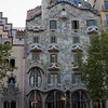 House designed by Antoni Gaudi, Casa Batll—