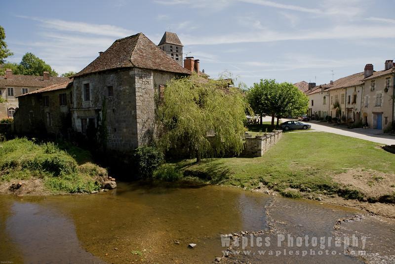 River Vienne in St. John
