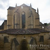 The medieval Sarlat Cathedral