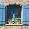 Window Shutters (Volets) in Blue