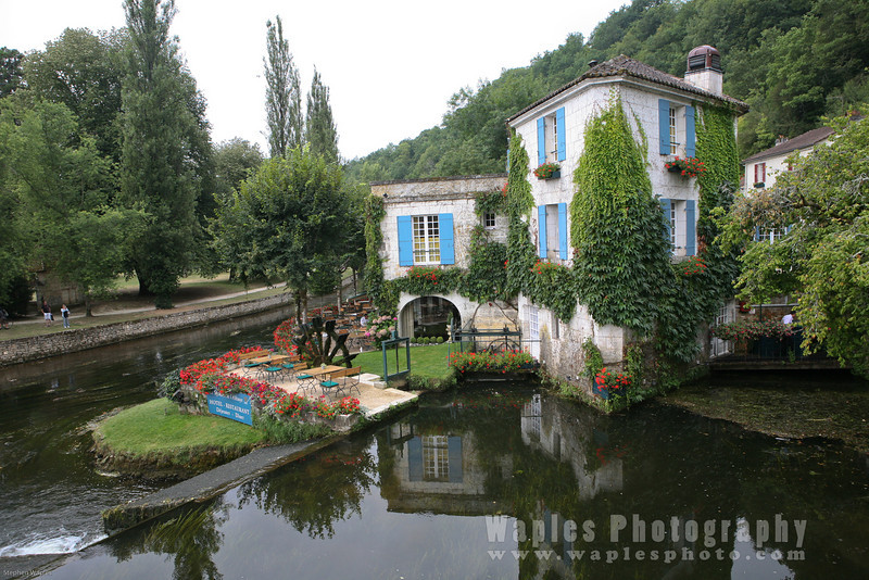 By the Dronne, Brantome
