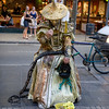 La Rambla Street Performer