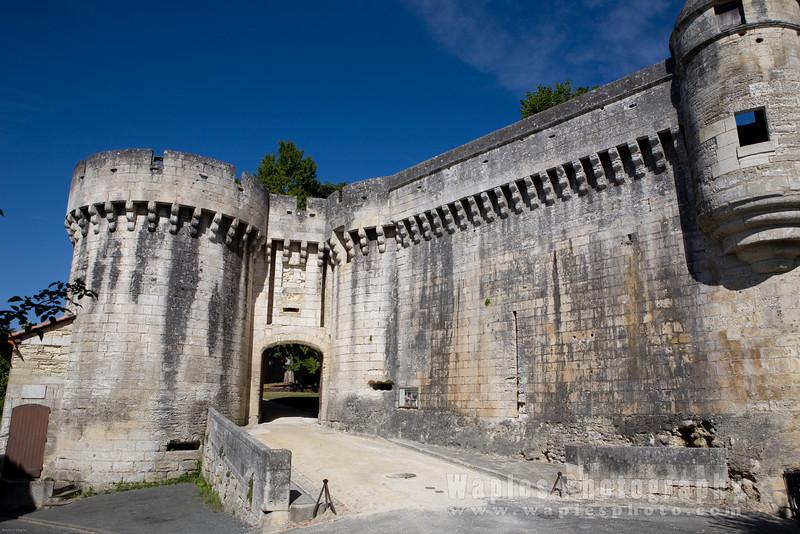 Medieval Chateau Bourdeille