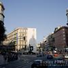 Approaching Placa de Catalunya