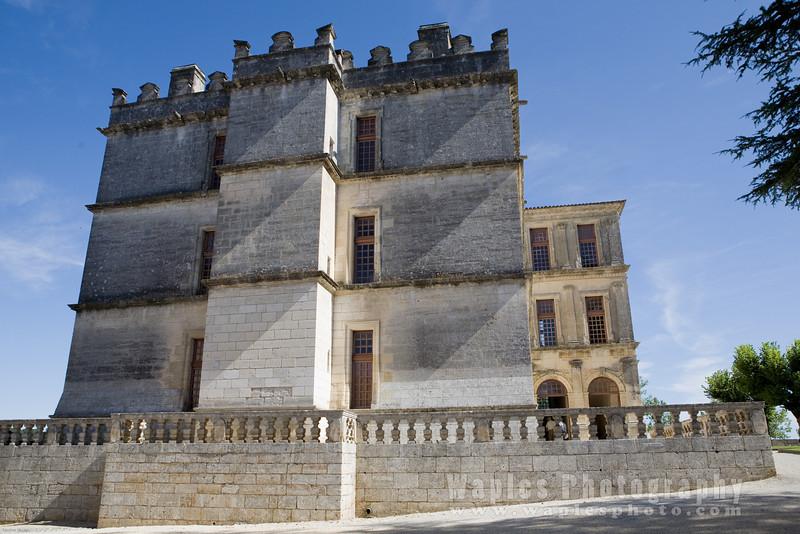 Renaissance Chateau Bourdeille