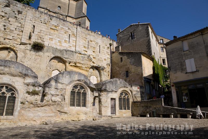 Saint-ƒmilion Monolithic Church