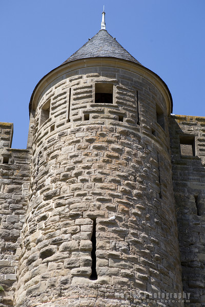 Tower with Long Arrow Strip (Balistraria)