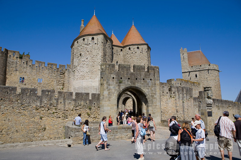 Walled City of Carcassonne