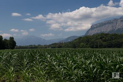 Near Grenoble