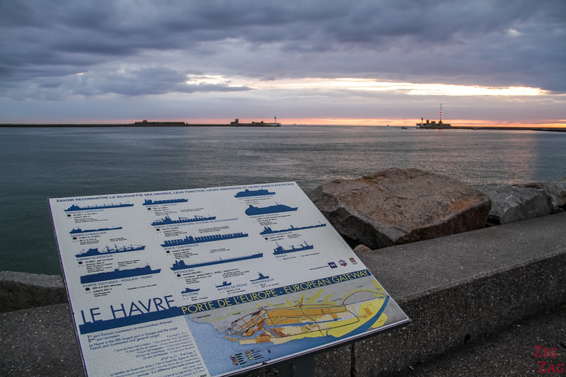 Harbour Le Havre
